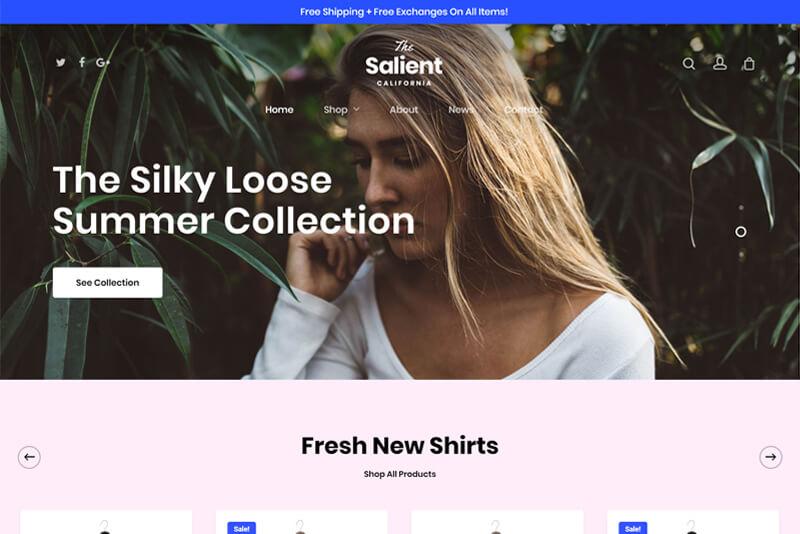 Fashion and Clothing Shop - E-Commerce (2)